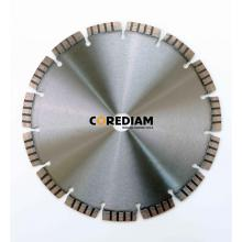 180mm laser welded turbo saw blade
