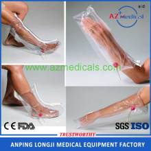 Orange Bag Brace Support X-Ray Vacuum Air Splints