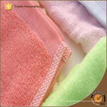 "100% Bamboo Terry Washcloth 10 ""x10"" Детское полотенце для лица"