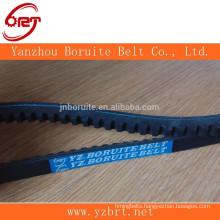 Highly quality rubber cogged V belt, fan belt