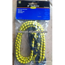 Strong elastic cord with hooks