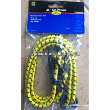Сильный эластичный шнур с крючками