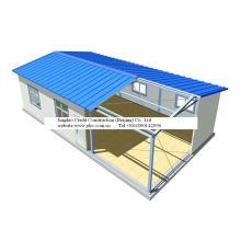 Container Modular Haus für Hotel / Bergbau Camp / Büro / Schule / Wohnung