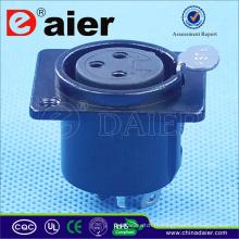 Daier Femelle XLR Connecteur Femelle haut-parleur câble