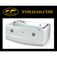 Fantastic Whirlpool Jacuzzi Freestanding Acrylic Bathtub (MG-304)
