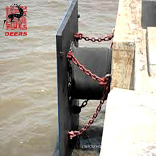Deers 800H marine sck cell rubber fender for dock protection