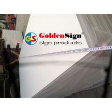 Goldenesign hohe Qualität Kunststoff Hartschaumplatte für Badezimmer Schrank