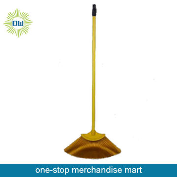 Plastic Home Broom Set