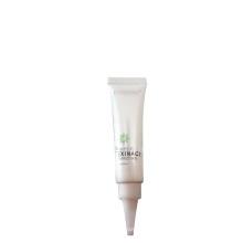 Tubo de leche de color blanco perla, crema de tubo blanco expreso, tubos vacíos para pasta de dientes