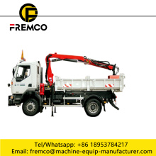 Folding Arm Truck-Mounted Crane