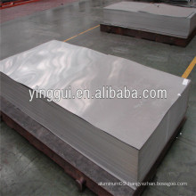 A6165 A6061 A6063 A6101 aluminum alloy checked plain diamond sheet / plate in best price