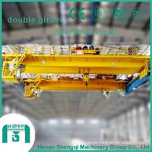 Workshop Used Double Girder Overhead Crane