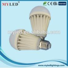 High Lumen CE ROHS ETL E27 9W / 10W / 12W A19 levou iluminação bulbo