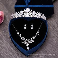 Aoliweiya 2017 Wholesale Wedding Tiaras Crown Hair