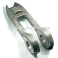 Fabrication peu coûteuse en acier forgé / Aluminium / laiton pièces détachées pièces de forgeage