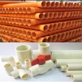 Résine Cpvc de haute qualité pour l'usine de raccords Cpvc