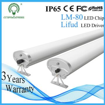 Imperméable à l'eau nouvellement 2FT / 4FT / 5FT LED Tri-Proof Light pour parking voiture