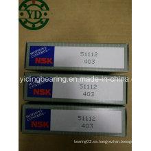 Original NSK 51112 Rodamiento de bolas de empuje 51130 Auto Bearing