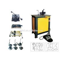 DW16C máquina de dobra de padrão de artesanato de metal