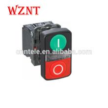 LA37-B5W7 XB5 Double clé avec bouton lumineux type étanche