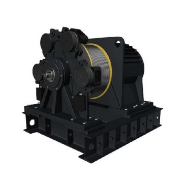 Elevador Parte 1600kg 2000kg Capacidad Máquina de Tracción sin engranajes