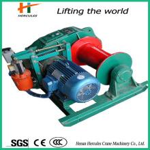 Китай поставщиков хорошую производительность серии Jkd электрическая лебедка