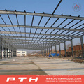 Customized Large Span Steel Structure Warehouse with Easy Installation