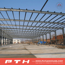 Almacén grande modificado para requisitos particulares de la estructura de acero del palmo con la instalación fácil
