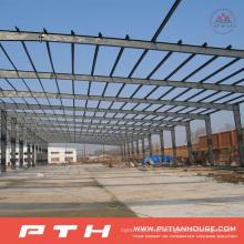 Armazém personalizado da construção de aço do grande período com a instalação fácil