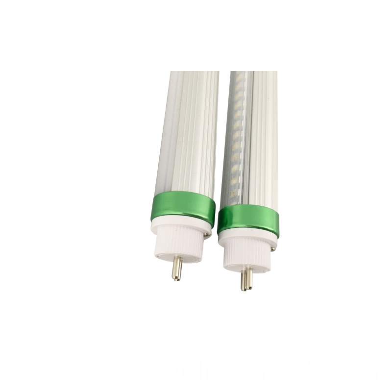 T5 LED tube light high lumen 18W 1150mm back view aluminium_conew1