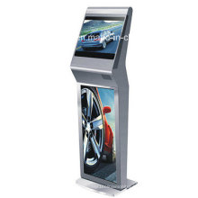 32inch Free Standing LCD Interactive Computer Kiosk with Win7 System