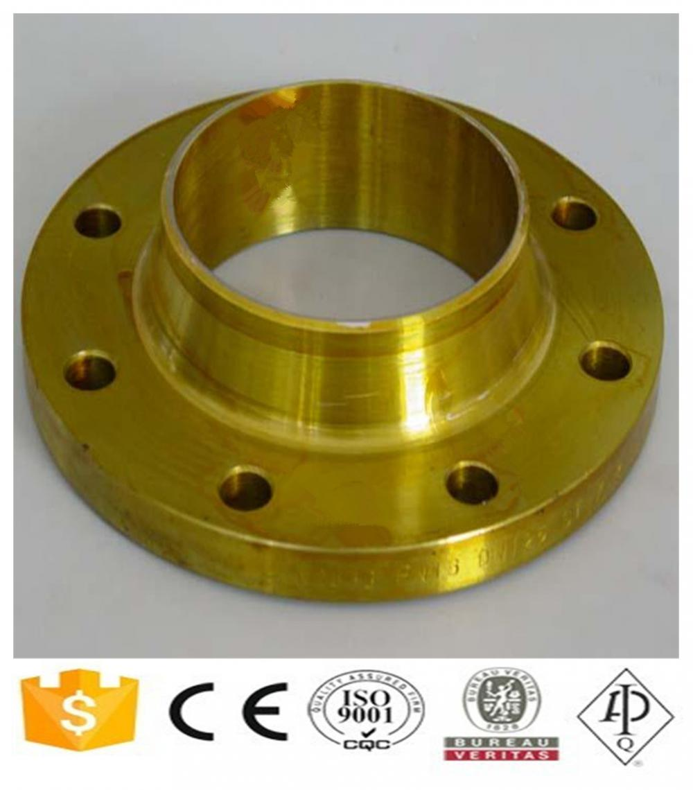 golden weld neck flange