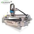 1500 * 3000mm acrylique, bois cnc machine de découpe / machine de gravure cnc avec Carrousel ATC