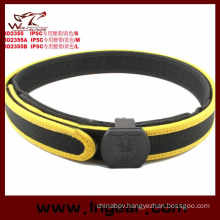 Military Idpa Ipsc Belt Police Tactical Belt with Strap Yellow