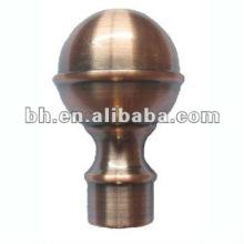 Алюминиевый металлический шар Однопроволочный пуля Finial