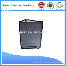 China FAW J6 Truck Auto Parts Radiateur avec tube de radiateur de brasage supérieur