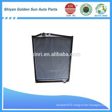 China FAW J6 Truck Auto Parts Radiator with Top Brazing Radiator Tube