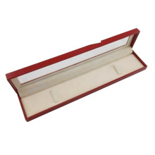 Presentation PVC Clear Window jewelry Gift Box for Necklace