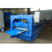China Roof Tile Deck Floor Color Steel Tile Making Machine