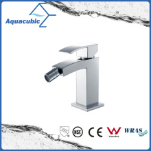Chromed Surface Brass Body Zinc Lever Bathroom Bidet Faucet (AF6018-8)