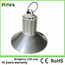 Lumière élevée d'usine de lumière de baie de la puissance élevée 200W LED avec le radiateur en cuivre