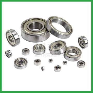 Low Noise Sealed Motor Deep Groove Ball Bearings
