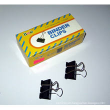 32mm Black Binder Clips (1002)