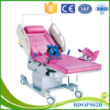 Gynecology Operation Table , Electrical Medical Operating Chair