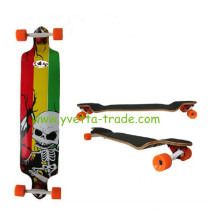 Wood Longboard with Good Quality for Adult (YV-3809)