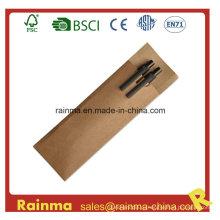 Высокое качество бумаги Twin Pen Set для подарков