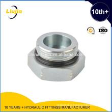 plugue do anel-o-anel masculino métrico hidráulico do adaptador