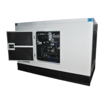 silent Diesel 161KVA Welding Generator