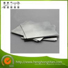 Placa de liga de níquel Monel 400 e folha (UNS N04400)