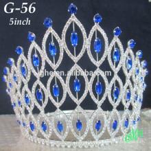 Nueva tiara al por mayor del desfile para la novia